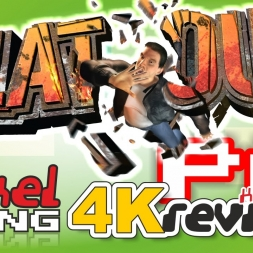 #FlatOut [2004, PC / PS2 / Xbox] #4K #60fps #Review - It's a #PixelTHING - Ep. 98