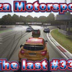 Forza Motorsport 6: The last #33