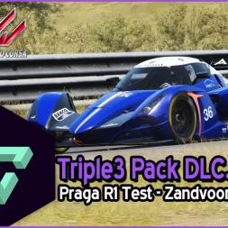 ASSETTO CORSA | TRIPL3 PACK DLC | PRAGA R1 TEST | - ESPAÑOL HD -