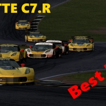 AUTOMOBILISTA | Corvette C7.R by URD @ Road Atlanta