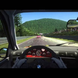 BMW M3 E30 Group A @ Nurburgring Nordschleife Assetto Corsa / Multiplayer