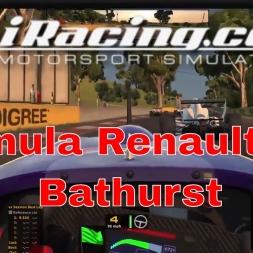 iRacing Formula Renault 2.0 at Bathurst S4 2016