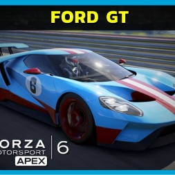 Forza 6 APEX - Ford GT at Rio (PT-BR)