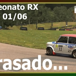 Dirt Rally - Campeonato RX - 01 - Arrasado... (PT-PT)