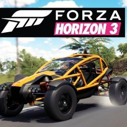 Forza Horizon 3 Demo |  2016 Ariel Nomad | Bucket List Event