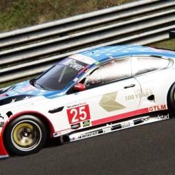 AGU M6 GT3 @  Nordschleife  - 6:38 RSR WR Assetto Corsa (TV)