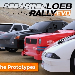Sébastien Loeb Rally EVO [Peugeot Quasar - Rallycross Franciacorta International Circuit]