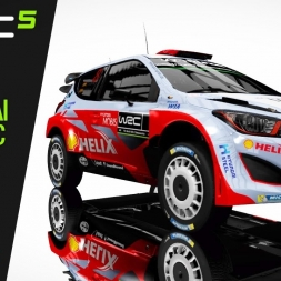 WRC 5: FIA World Rally Championship [Hyundai i20 WRC - Vodafone Rally de Portugal]