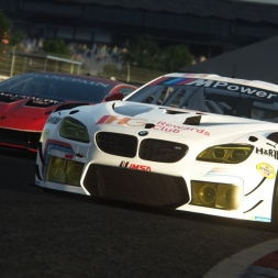 Assetto Corsa - GT3 Race - Nurburgring GP - Graphics mod 2k