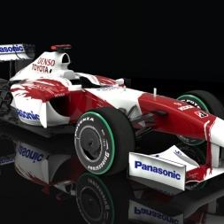 F1 2009 mod | Assetto Corsa TF109 | German GP