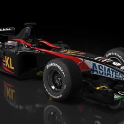 F1 2002 | Assetto Corsa Gameplay | 2002 Italian GP