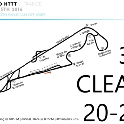 URL-GT3 - Season 3 - Round 2 - Paul Ricard HTTT