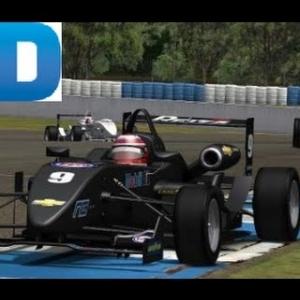 Automobilista | RaceDepartment Event Formula 3 F309 @ Montreal 1988