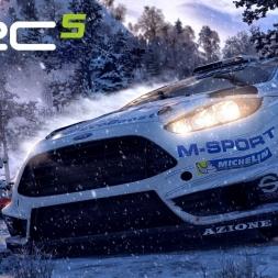 WRC 5: FIA World Rally Championship [Mitsubishi Lancer Evo V (Random Cam) - Rally Poland]