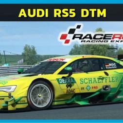 Raceroom - AUDI RS5 DTM at Hungaroring (PT-BR)