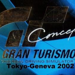 Gran Turismo Concept - 2002 Tokyo-Geneva [PS2 Emulator (PCSX2) - Hyundai Accent - Tahiti Maze II]