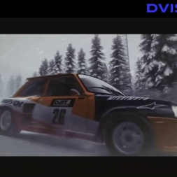 DiRT 3 [Renault 5 Turbo - 4 stages in Norway]