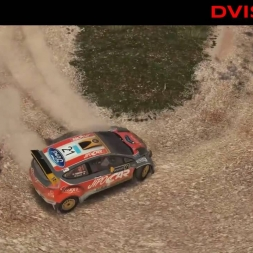 WRC 4: FIA World Rally Championship [Ford Fiesta RRC - Greece Rally]