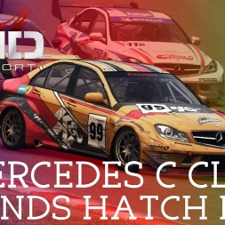 Grid Autosport | Brands Hatch Indy - Category B Touring - Short Race