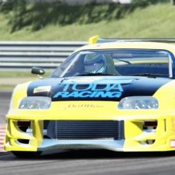 Assetto Corsa 1.8.1 Toyota Supra - Magione