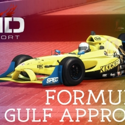 Grid Autosport | BATTLE UP THE GRID - Dubai - Formula B - Short Race