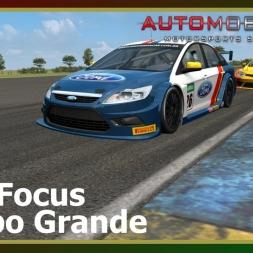 Automobilista - Ford Focus - Campo Grande