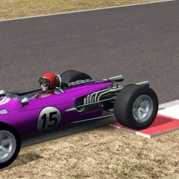Automobilista Vintage V12 @ Magny-Cours (Full Race)