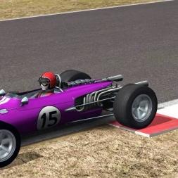 Automobilista Vintage V12 @ Magny-Cours (Full Race)