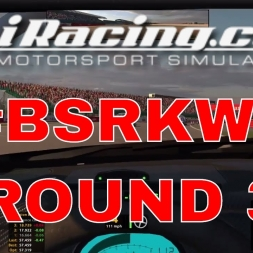 BSR Kia World Series - Silverstone National Race 3
