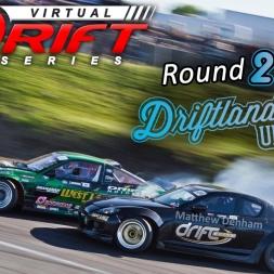 VIRTUAL DRIFT SERIES 2016 - Round 2: Driftland UK - Top 16 - ALL DRIFT BATTLES