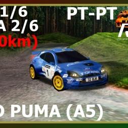 Rally Championship - Campeonato #2 - Ford Puma - 15.30km (PT-PT)