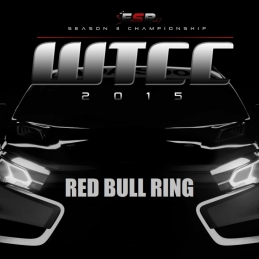 RaceRoom | ESR Championship Round 2 Race 2 WTCC 2015 @ Red Bull Ring