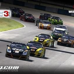 iRacing   RUF GT3 Challenge @ Okayama   3600SoF Full Race