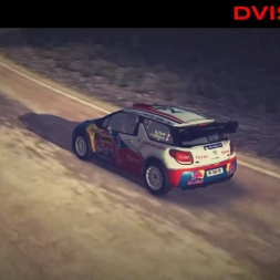 WRC 2: FIA World Rally Championship [Citroen DS3 WRC - Spain Rally]