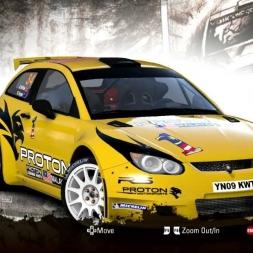 WRC 4: FIA World Rally Championship [Proton Satria NEO S2000 - Mexico Rally]