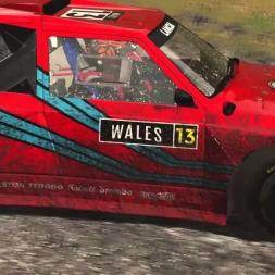 Sébastien Loeb Rally EVO [Lancia ECV - Wales - Myherin 2]