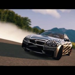 Cinematic BMW M4 Carporn/Drifting