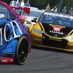 Assetto Corsa - BTCC Race - Brands Hatch indy 1440p60Fps