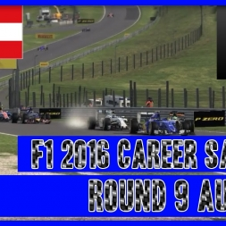 F1 2016 Career Mode Sauber - Round 9 Austria 1st Pole What Could Go Wrong?