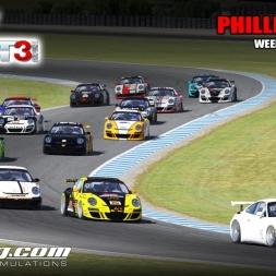 iRacing | RUF GT3 Challenge @ Phillip Island | Full Race