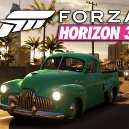 Forza Horizon 3 | Street Race | 1951 Holden 50-2106 FX UTE