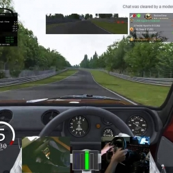 Assetto Corsa Escort RS1600 Nordschleife onine race