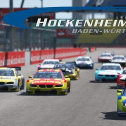 SGT at Hockenheimring.My DTM will go on.