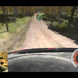 Dirt Rally Ford Focus RS Rally 2007 Finland Kontinjärvi 6:15:008