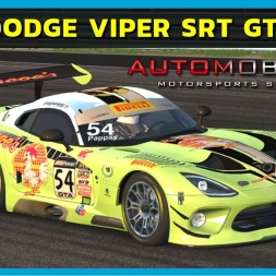 Automobilista - Dodge Viper SRT GT3 at Watkins Glen (PT-BR)