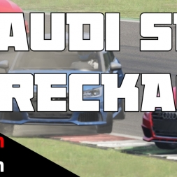 Bowling for Audi S1 - Assetto Corsa Trackday Tuesdays @ Mugello