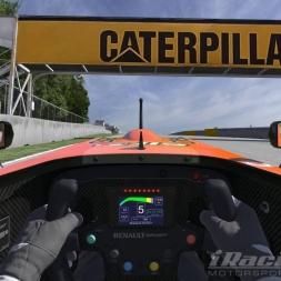 iRacing Formule Renault 2.0 Road America 13 laps