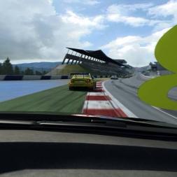 ESR WTCC 2015 Spielberg Round 2 - Race 2