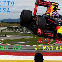 AssettoCorsa 1.8.1 F1 ACFL 2016 V4 02 RED BULL VERSTAPPEN SEPANG GP