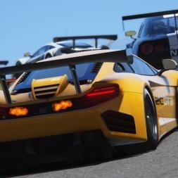 Assetto Corsa - GT3 Race - Sachsenring 1440p 60fps